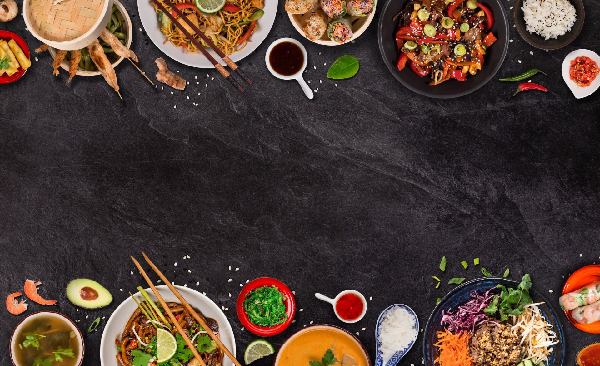 Zapraszamy do wspaniałej kuchni orientalnej